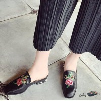 Gincy Slip On Casual Sandals