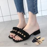 Bohemia Low Heels