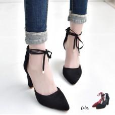 Felora Tie Up Heels