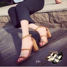Rompe Blok Heels