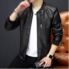 Men's Leather Jackets B67