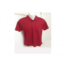 RED PAUL SMITH COLLAR SHIRT