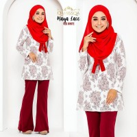 Maya Lace Blouse