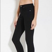 Elastic Jeans (can Fit size M- XL)