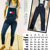 Pinafore Jeans