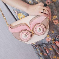 Owl Designed Bag